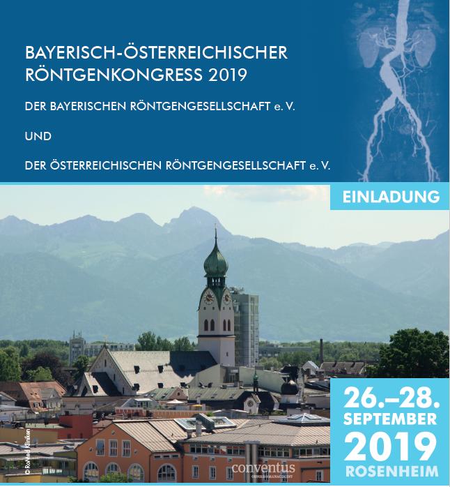 gemeinsame Jahrestagung der ÖRG und BRG 2019